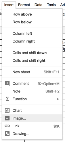 Google Sheets: Triggering Google Apps Script functions with buttons