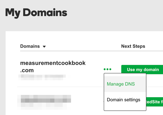 Setting up Google Cloud DNS for a GoDaddy domain - vinoaj com